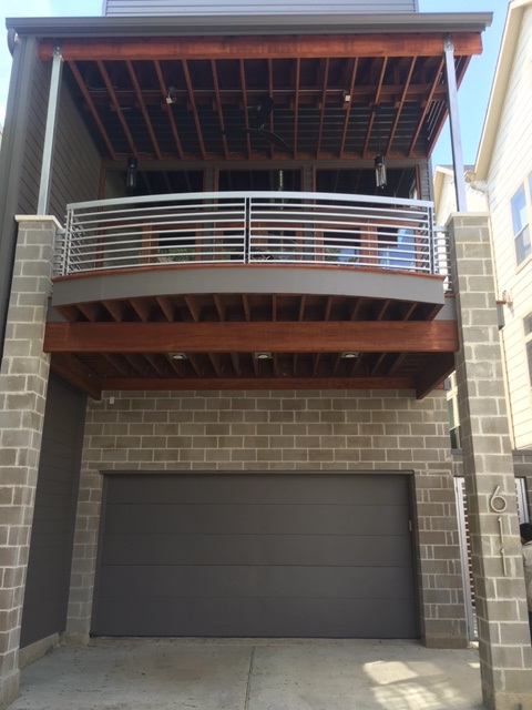 Advantages of Upgrading your Balcony and Railing designs