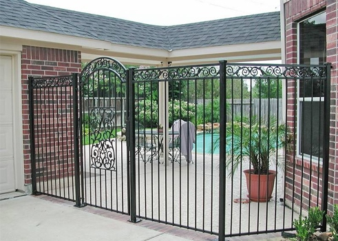 Fence Gate Geeks Operator Iron Wrought